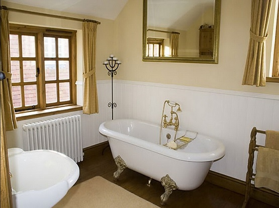 Brown And White Bathroom Color Schemes Decolover Net