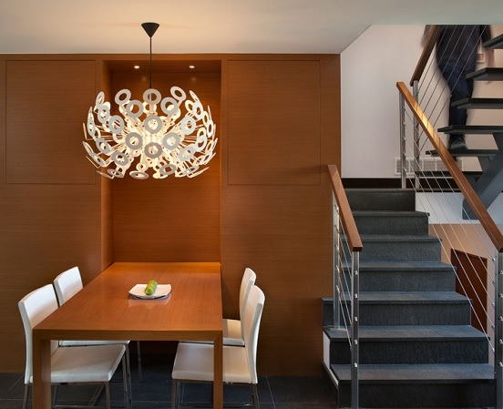 Dining room chandeliers design inspiration before you buy it - Contemporary dining room chandeliers styles ...