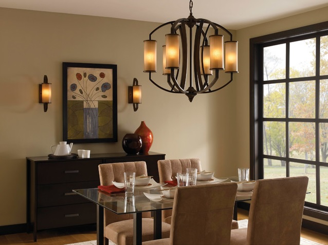 Rustic chandeliers wrought iron style for Popular dining room chandeliers