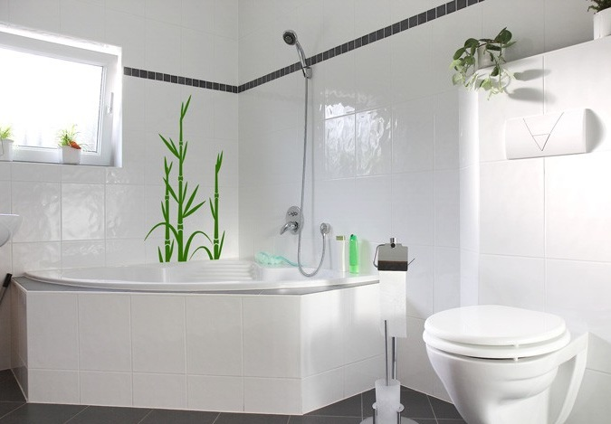Small craft mirrors for bathroom decorating ideas on a for Cheap bathroom decorating ideas