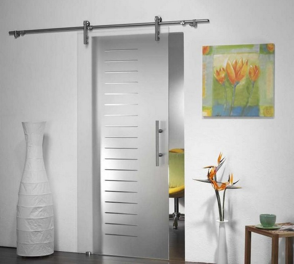 Bathroom entry doors with frosted glass for beauty and durability Glass bathroom doors interior