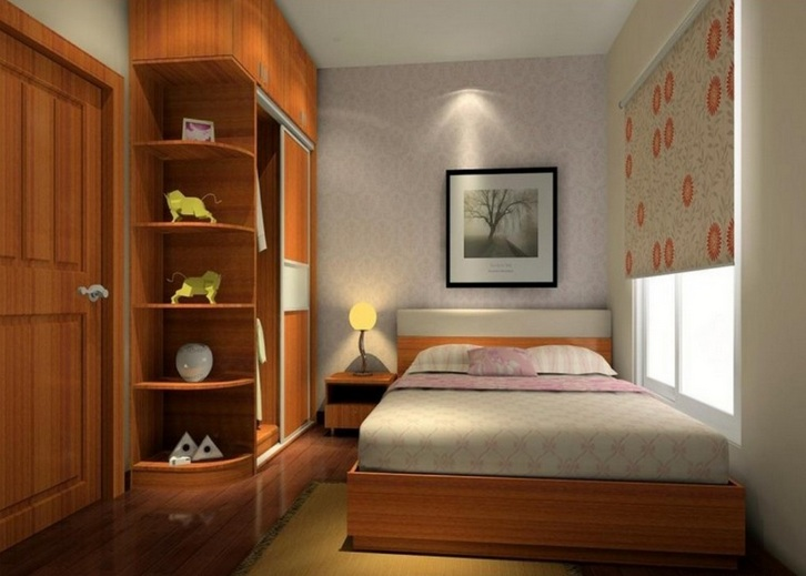 Custom furniture for small bedroom decorating ideas ...