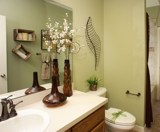 Top 10 bathroom decorating ideas on a budget with pictures for Cheap decorating bathroom ideas