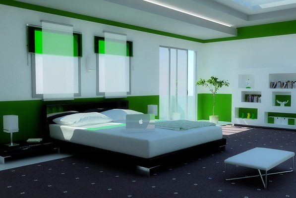 Green Bedroom Color Ideas 20 bedroom color ideas to make comfortable bedroom | decolover