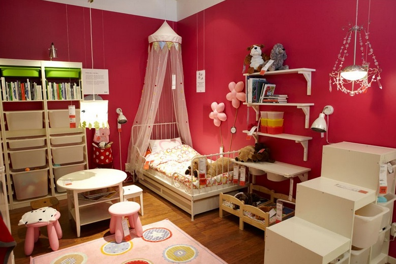 Ikea Kids Bedroom Furniture Ideas, Itu0027s One Of The Most Popular On Home  Decorating. These Images Posted Under: 10 Kids Bedroom Ideas With Colorful  And ...
