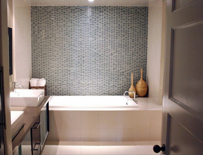Light Grey Bathroom Wall Tiles For Small Color And Other Related Images Gallery