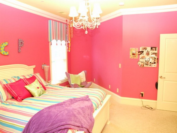 pink color bedroom design pink bedroom color ideas for with brown 16732