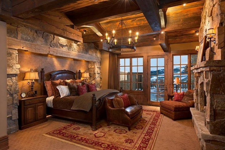 Great Rustic Bedroom Ideas For Your Inspirations