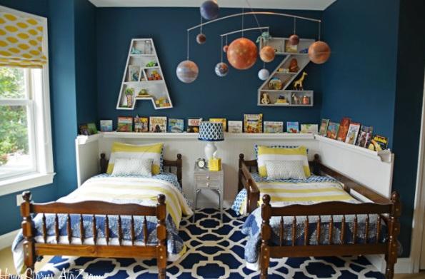 Shared bedroom ideas for kid girl | Decolover.net