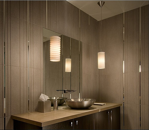 Enchanting 20 cool bathroom lighting ideas inspiration Cool bathroom lighting ideas