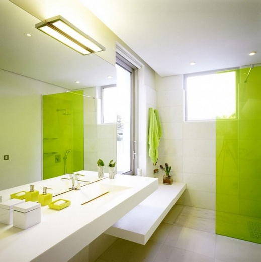 Vanity Lights For Small Bathroom : Simple Bathroom Lighting Ideas for Small Bathrooms With Pictures Decolover.net