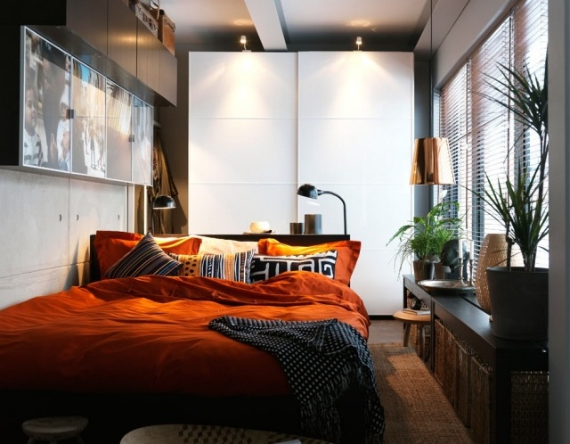 15 exciting small bedroom decorating ideas with images for Best beds for small rooms