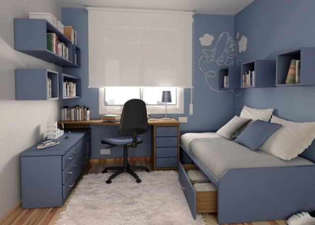 Blue Bedroom Color Ideas romantic blue bedrooms color ideas | decolover