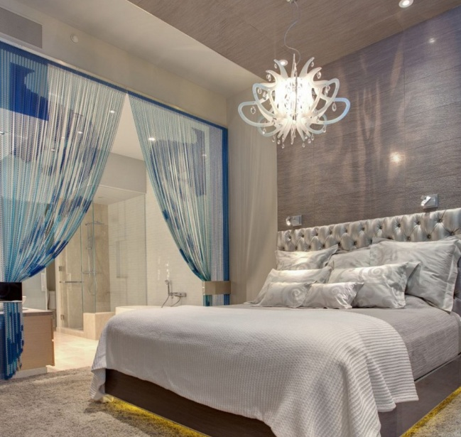 Cathedral bedroom ceiling lights ideas - Decolover.net