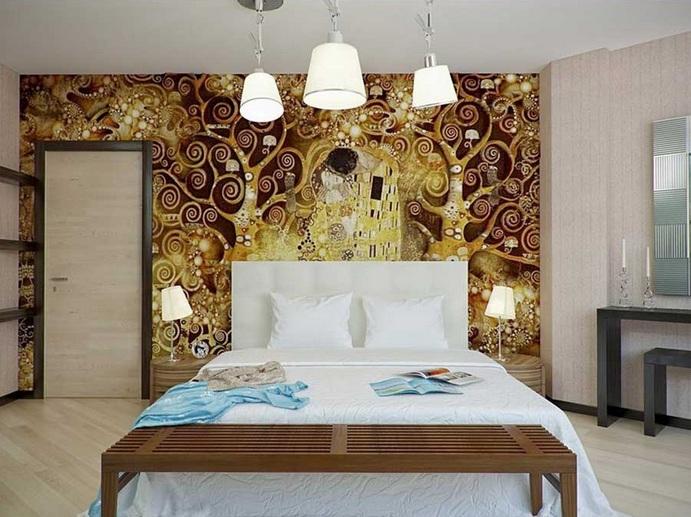 Modern Rustic Bedroom Ceiling Lights Ideas