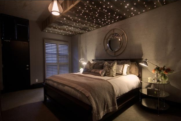 LED square lights bedroom ceiling lights ideas
