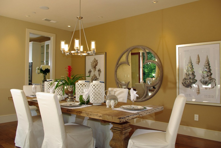 Decorating Ideas Rustic Dining Room Design Remodels Photos