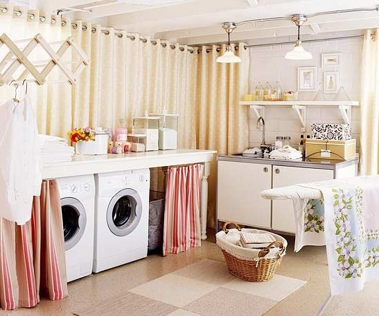 Golden Yellow Laundry Room Curtains For Curtain Divider Its One Of The Most Popular On Home Decorating These Images Posted Under