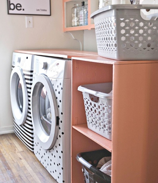 Laundry room storage ideas diy 28 images inexpensive for Cheap storage ideas for small bedrooms