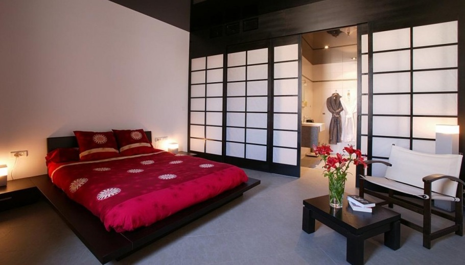 Japanese Bedroom Style elegant japanese bedroom style with impressive bedroom furniture