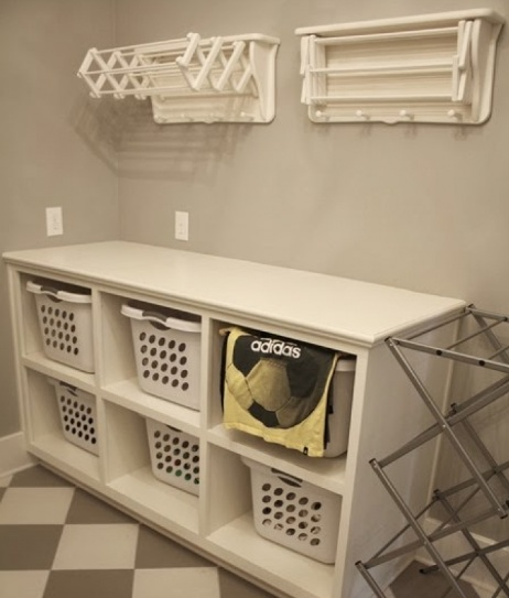 Modern Laundry Room Storage Cabinets Ideas And Other Related Images Gallery: