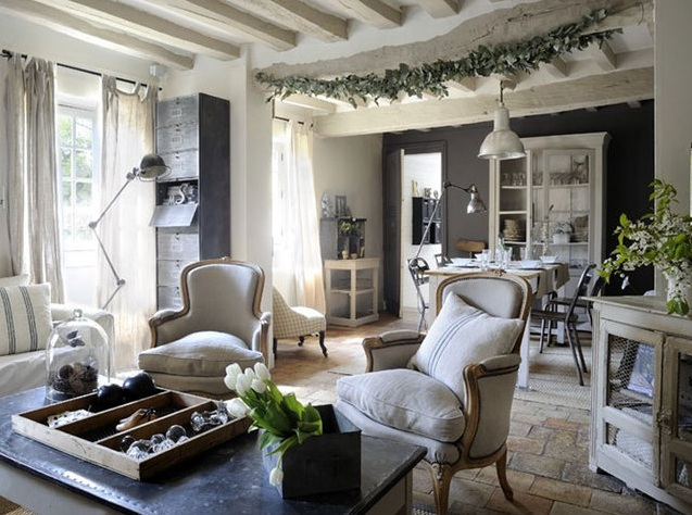 Shabby Chic Living Room Decor Ideas and Design | Decolover.net
