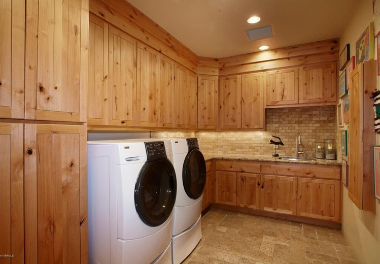 Rustic Laundry Room Decor Design Ideas And Pictures