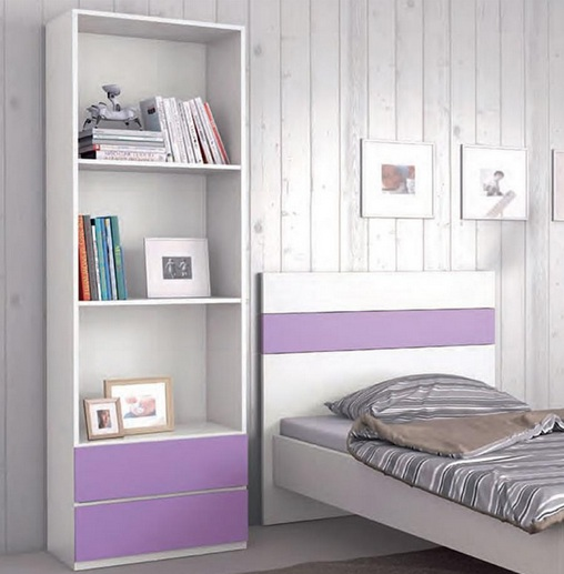 Using Tall Bedroom Storage Unit For Organization