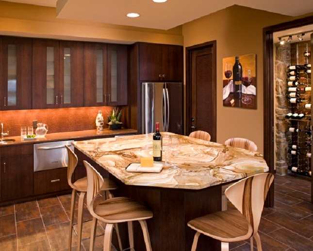 Wine themed kitchen paint ideas for Wine themed dining room ideas