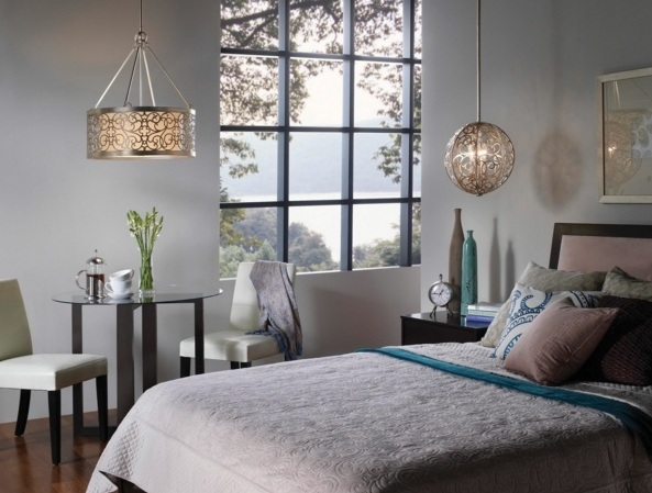 Hanging Lights For Bedroom To Enhance Your Bedroom Decor ...