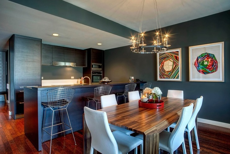 Modern Simple Dining Room Chandeliers