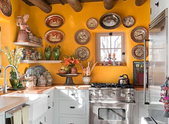 Mexican Kitchen Decor New Kitchen Style