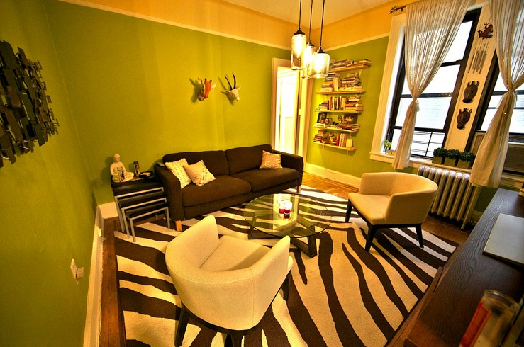 african themed living room for more ethnic decoration