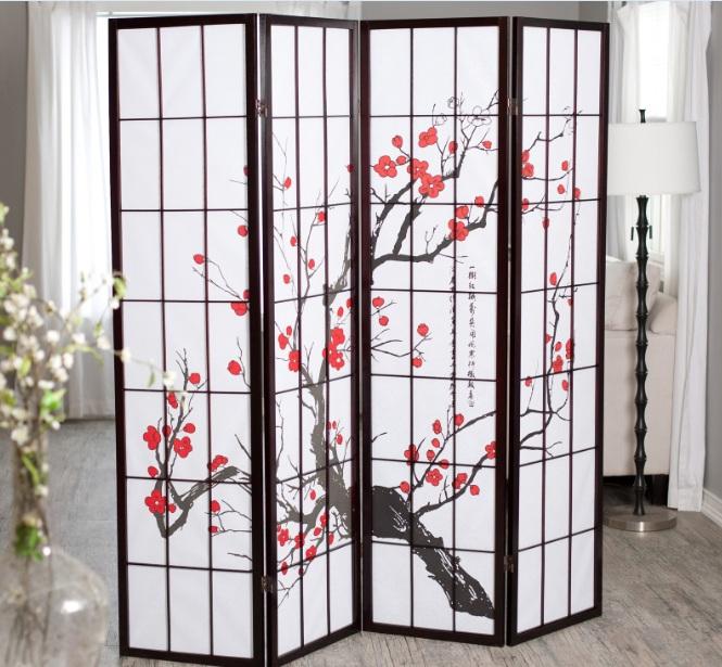 Asian Room Divider 83