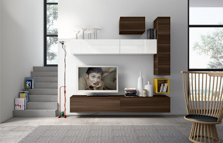 Wall Decor Around A Tv : Decorating around a tv for minimalist home design