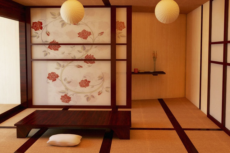 Japanese style furniture to complements your decor for Asian inspired decor