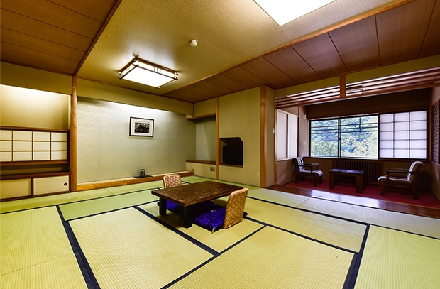 Japanese style living room with modern minimalist concepts for Living room japanese
