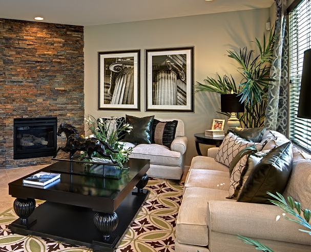 Living room tables decoration ideas for a comfortable living room - Decoration ideas for a living room ...