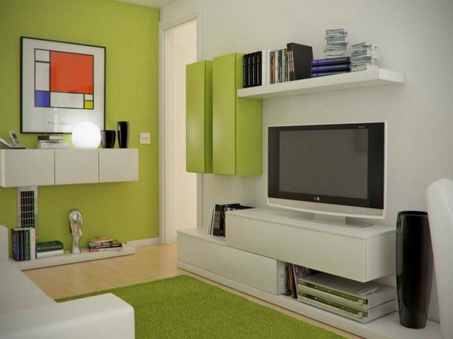 small tv room ideas, ways to make your tv room looks larger