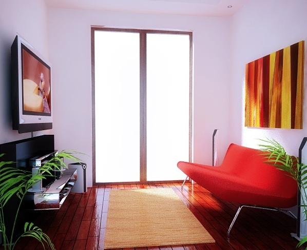 Small Tv Room Ideas With Light Color Schemes