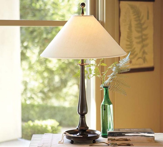Tall table lamps for living room to light up your living for Living room table lamps