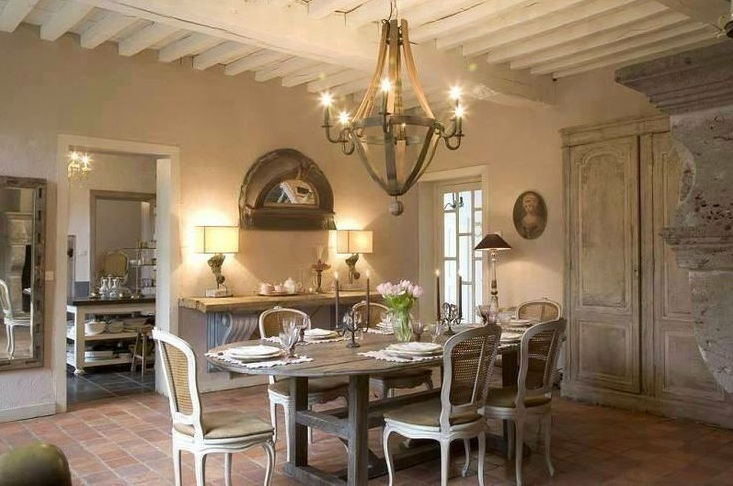 Vintage Dining Room Lightning for a Wonderful Dining Experience ...