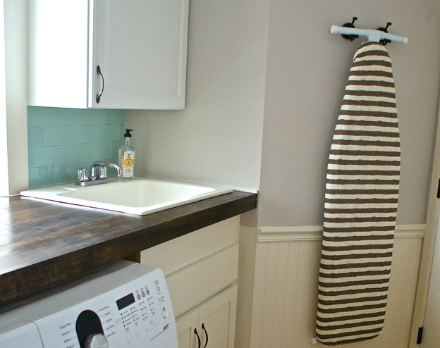 Hanging Ironing Board Ideas For Laundry Room Decolover Net