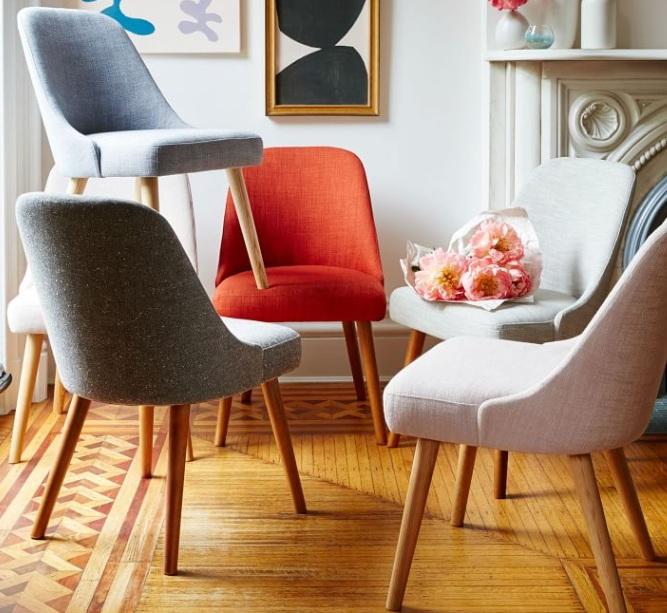 Hemp fabric dining chair ideas for mid century dining  : Hemp fabric dining chair ideas for mid century dining chair sets from decolover.net size 667 x 613 jpeg 135kB