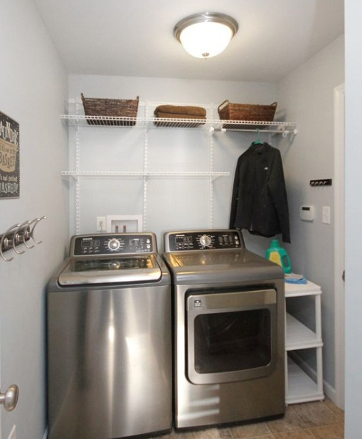 Best paint color for laundry room makes doing laundry - Best laundry room colors ...