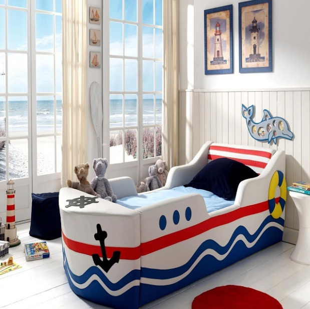 Toddler Room Ideas For Boys With Airplane Room Decor