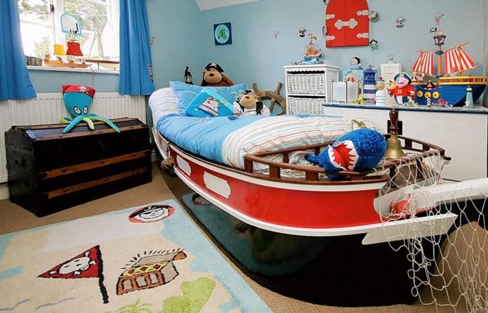 toddler room ideas for boys with ship room decor | decolover Toddler Wall Decor Ideas
