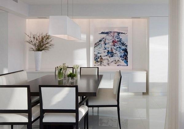 Framed wall art for dining room