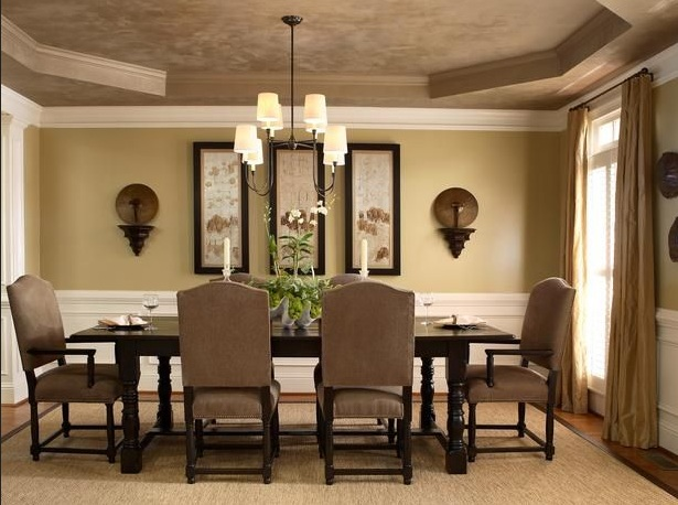 Wall art for dining room ideas and implementations with for Dining room wall art images