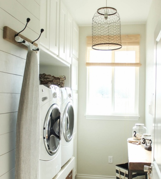 laundry room retro wallpaper - photo #37